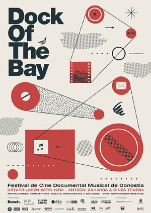 Portada Dock of the Bay