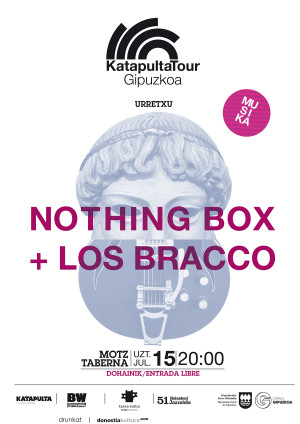 KatapultaTour_15Julio2016_Nothing Box + Los bracco web01