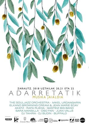 Adarretatik 2018_Musika Festibala_Zarautz_Katapulta Tour Gipuzkoa_web01
