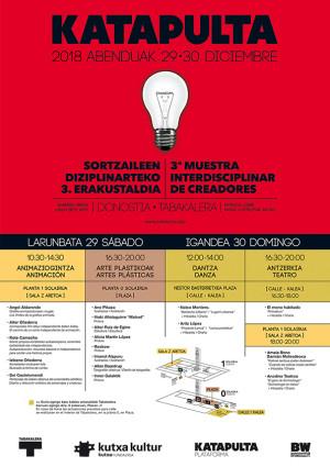 3ª Muestra Katapulta_Cartel Horarios_web01